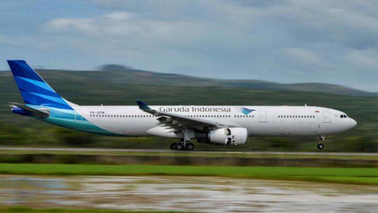 Hãng hàng không quốc gia Garuda Indonesia thông báo lỗ 2,4 tỷ USD