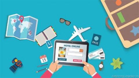 Đẩy mạnh ứng dụng công nghệ số vào ngành du lịch