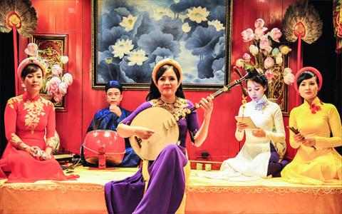 Thừa Thiên Huế: Phát huy ca Huế thành sản phẩm văn hóa du lịch đặc sắc