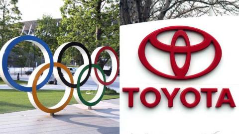 Nhà tài trợ hàng đầu Toyota hủy tất cả quảng cáo truyền hình nào liên quan đến Olympic ở Nhật Bản