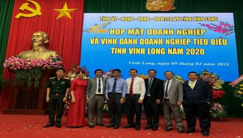 Chủ tịch Hội Doanh nhân trẻ tỉnh Vĩnh Long: Kết nối doanh nghiệp không chỉ về mặt kinh tế mà còn về mặt xã hội