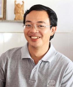 Doanh nhân Nguyễn Tường Nam- Chủ tịch Hội Doanh nhân trẻ, Giám đốc Công ty TNHH Hồng Hương