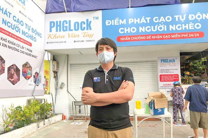 Ông Hoàng Tuấn Anh - Giám đốc Công ty CP Vũ Trụ Xanh.