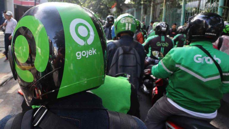 Grab và Gojek cam kết mục tiêu 'không phát thải carbon' trước khi niêm yết công khai