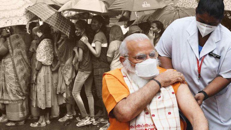 Làn sóng COVID-19 thứ hai của Ấn Độ làm gián đoạn kế hoạch xuất khẩu vắc xin