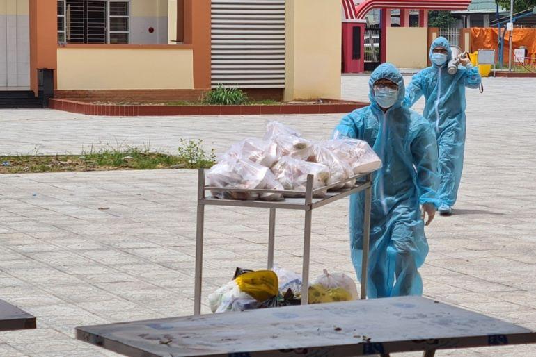 Thị xã Tân Uyên - Bình Dương: Chủ động để ứng phó với dịch Covid-19