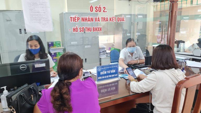 Ngành BHXH Việt Nam tích cực, khẩn trương hỗ trợ người lao động, doanh nghiệp khó khăn do Covid-19