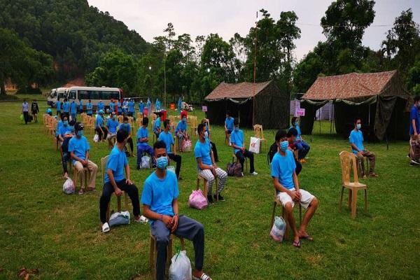 Bắt đầu từ ngày 30/7 tỉnh Thanh Hóa sẽ đón công dân ở TP. Hồ Chí Minh về quê bằng máy bay