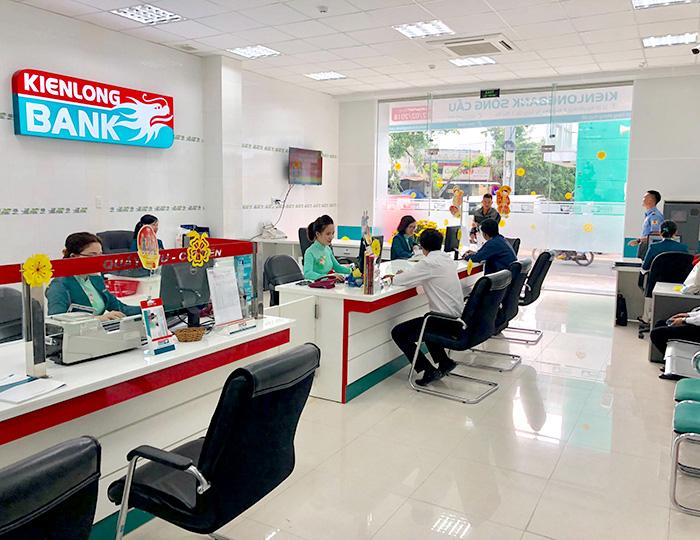 Ngân hàng Kiên Long thu lãi gần 806 tỷ đồng trong nửa đầu năm 2021