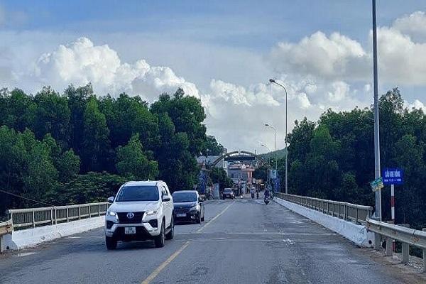 Thị trấn Bến Sung, huyện Như Thanh từng ngày được đổi thay cơ sở hạ tầng, giao thông