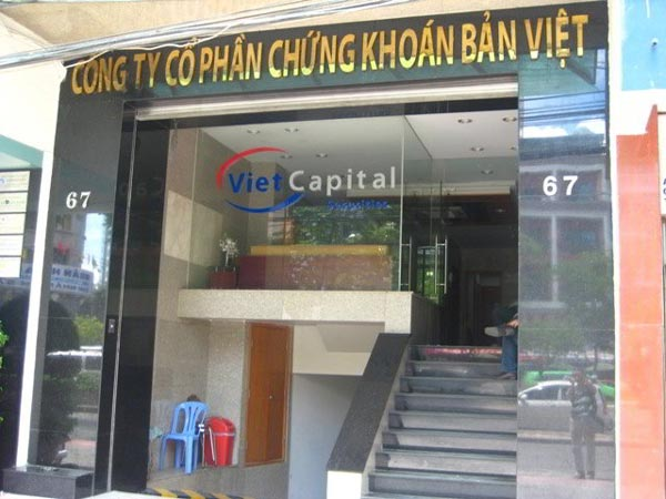 Nửa đầu năm 2021, doanh thu thuần của Chứng khoán Bản Việt tăng 110% so với cùng kỳ