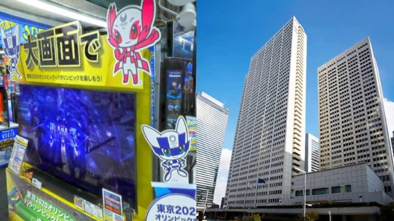 Doanh số TV màn hình lớn của Bic Camera đang bùng nổ trong khi các khách sạn như Keio Plaza Hotel Tokyo giảm giá để thu hút khách.