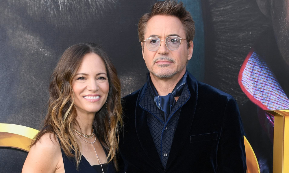Robert Downey Jr. và vợ được xem là một trong các bộ đôi quyền lực nhất Hollywood. Trước Susan, Robert từng ngẫu hứng kết hôn với người vợ đầu chỉ sau 42 ngày quen biết. Nguồn: Internet