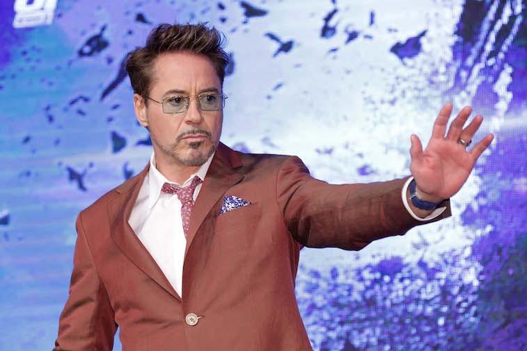 Robert Downey Jr . Nguồn: Internet
