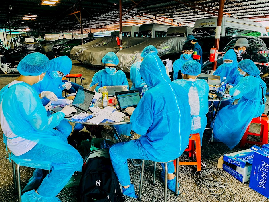 TP.HCM cần thêm hơn 7.000 nhân viên y tế hỗ trợ phòng chống dịch