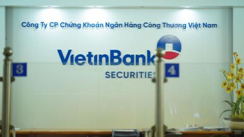 Quý II, lãi sau thuế của Vietinbank Securities tăng 24% so với cùng kỳ