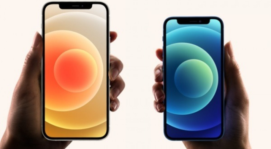 Màn hình OLED của iPhone 12 series
