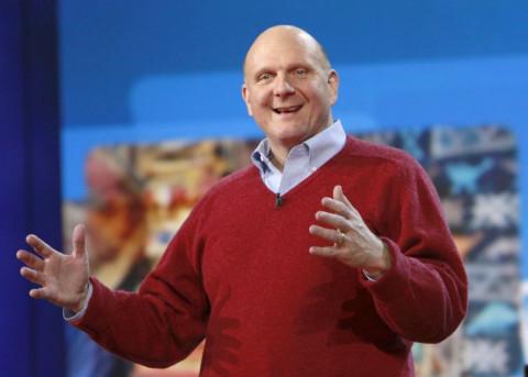 Steve Ballmer - cựu CEO Microsoft đã trở thành tỷ phú như thế nào?