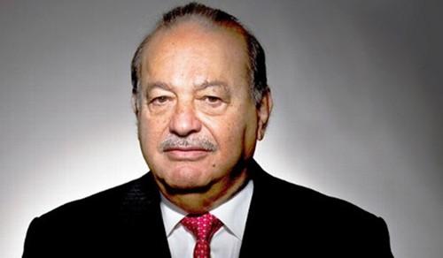Tỷ phú Carlos Slim