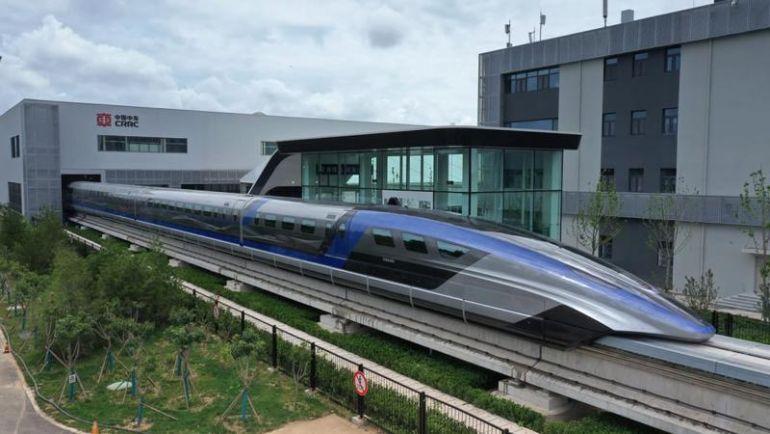 Trung Quốc ra mắt tàu đệm từ có tốc độ nhanh nhất hành tinh