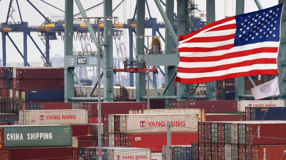 Mỹ và Trung Quốc là hai mối lo chính ảnh hưởng đến tăng trưởng kinh tế toàn cầu