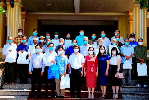 Natrumax tổ chức các hoạt động tri ân nhân dịp kỷ niệm Ngày Thương binh liệt sỹ 27/7