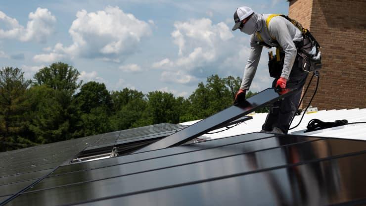 Hành động về biến đổi khí hậu có thể tạo ra một cú hích cho nền kinh tế toàn cầu