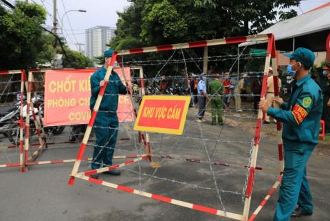 TPHCM: 3 phường ở TP Thủ Đức được gỡ phong tỏa