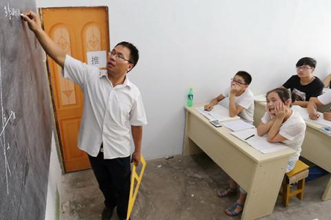 Cuộc khủng hoảng dạy thêm của Trung Quốc làm tiêu tan giấc mơ tỷ phú của giới kinh doanh giáo dục