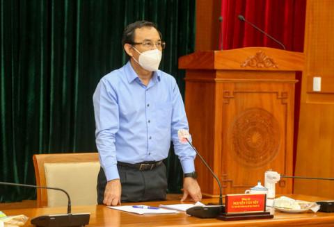 Bí thư Thành ủy TP.HCM: Xin nhân dân lượng thứ cho những lúng túng trong thời gian qua