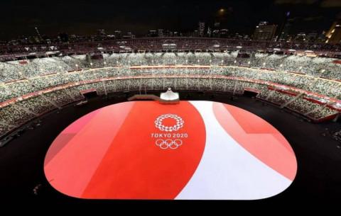 Những khán đài trống tại Olympic Tokyo 2020