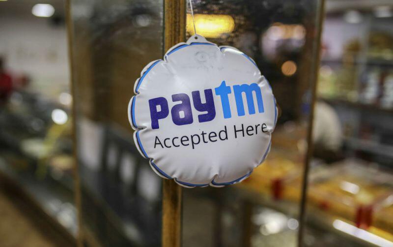 Kỳ lân thanh toán trực tuyến Paytm của Ấn Độ