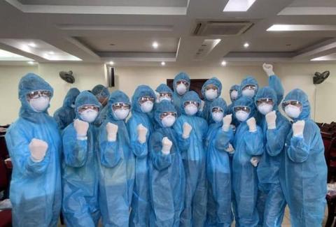 TP.HCM: Hơn 2.000 tình nguyện viên đăng ký tham gia chống dịch