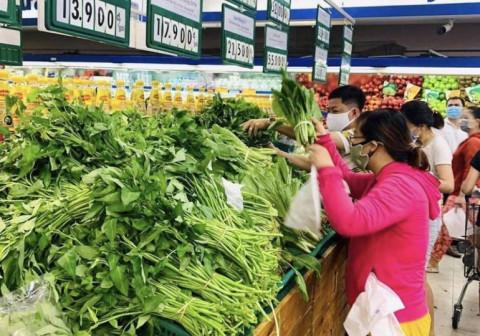 Gần 400 đầu mối cung ứng nông sản cho TPHCM