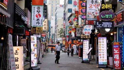 Hàn Quốc ghi nhận mức tăng trưởng GDP quý 2 nhanh nhất trong một thập kỷ qua ở mức 5,9%