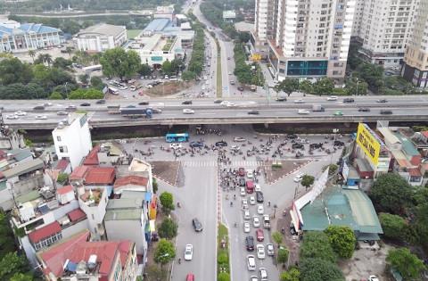 6 công trình lĩnh vực giao thông tiếp tục triển khai trong thời gian thành phố Hà Nội thực hiện giãn cách xã hội