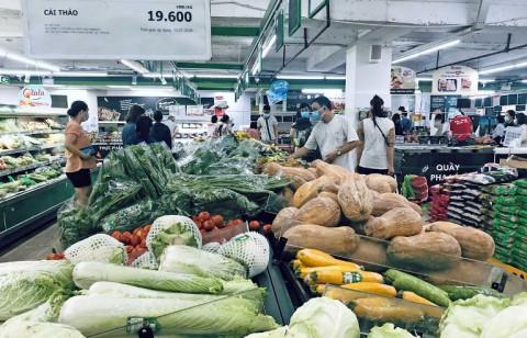 8.321 điểm bán hàng hóa thiết yếu được phân bổ khắp Hà Nội