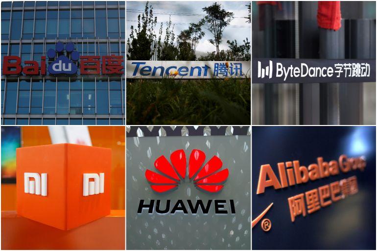 Mô hình tập đoàn công nghệ tư nhân của Trung Quốc khác gì so với Mỹ?