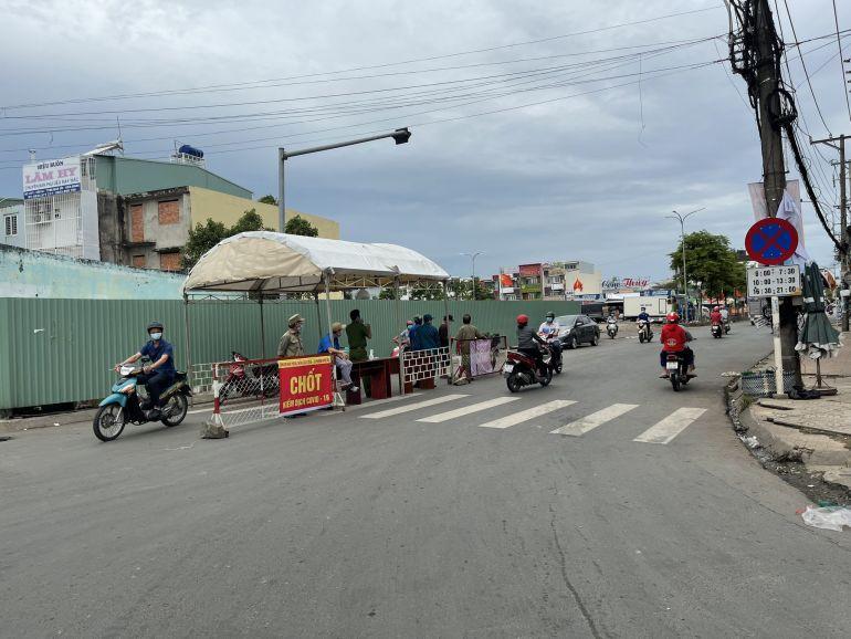 Kiên Giang sẵn sàng phương án đón người dân từ Tp. Hồ Chí Minh trở về