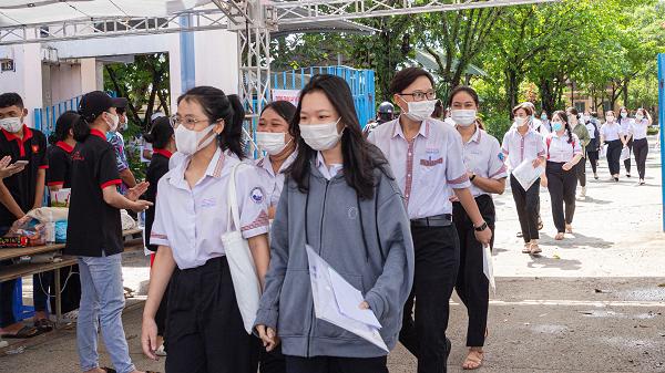 Kiên Giang tỷ lệ đậu tốt nghiệp THPT năm 2021 đạt 99,60%