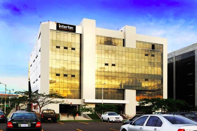 Tòa nhà Intertec International tại Costa Rica.