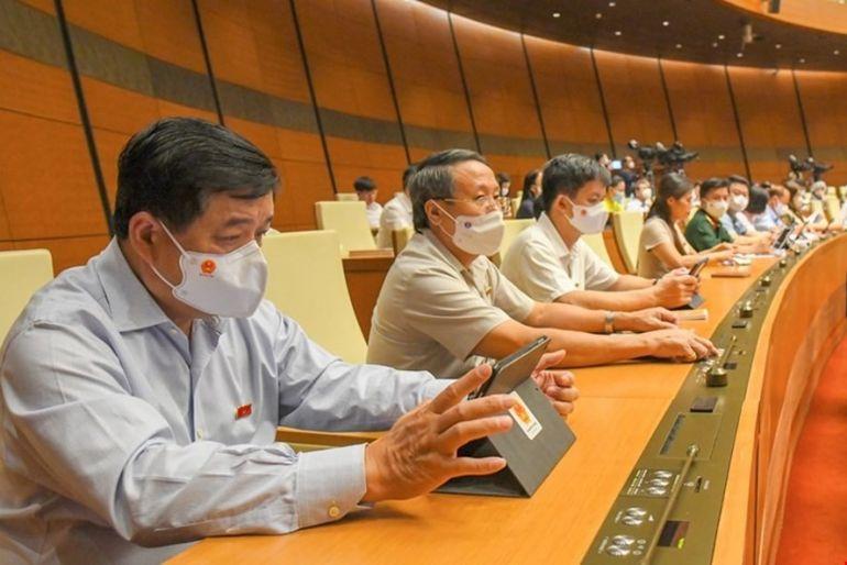 Quốc hội chốt Chính phủ nhiệm kỳ mới gồm 27 thành viên, giảm 1 Phó Thủ tướng
