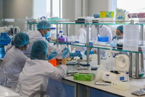 Thành lập tổ công tác chỉ đạo nghiên cứu, sản xuất vaccine trong nước
