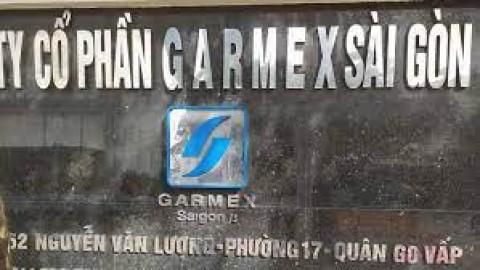 Hết nừa đầu năm, Garmex Sài Gòn hoàn thành 85% chỉ tiêu lãi trước thuế 2021