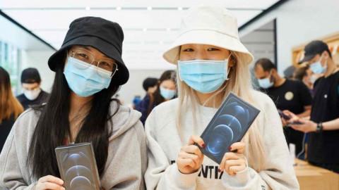 Apple báo cáo thu nhập quý kỷ lục khi doanh số bán hàng tại Trung Quốc tăng 58%