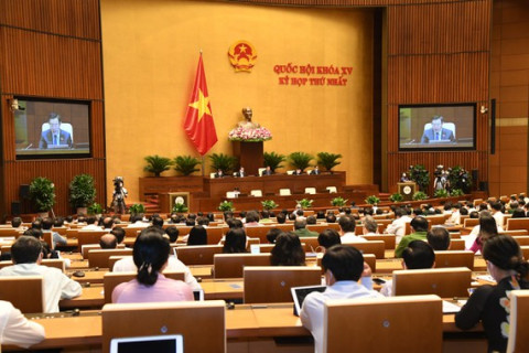 Nghị quyết Kỳ họp thứ nhất, Quốc hội khóa XV: Quốc hội giao Chính phủ nghiên cứu thực hiện miễn, giảm thuế cho doanh nghiệp