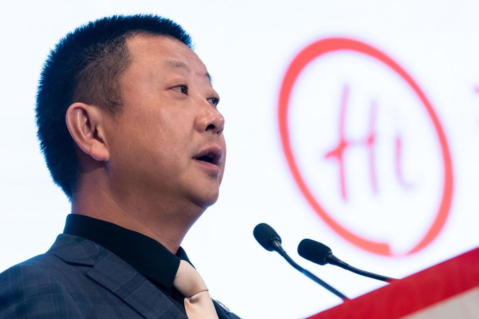 Zhang Yong, đồng sáng lập kiêm chủ tịch chuỗi nhà hàng lẩu Trung Quốc Haidilao. © 2018 BLOOMBERG FINANCE LP