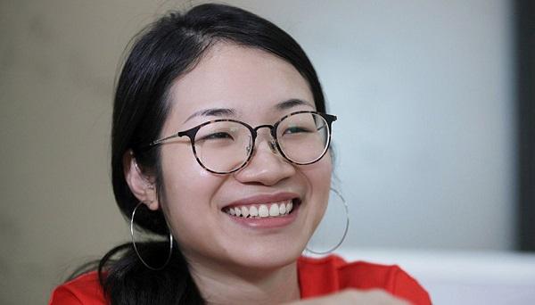 """Phạm Khánh Linh đang sở hữu một """"start-up"""" đình đám trong cộng đồng khởi nghiệp với số vốn gọi được cho đến nay đã lên tới hơn 2 triệu USD."""