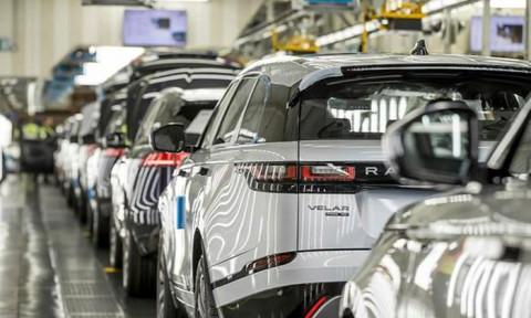 Sản lượng ô tô 6 tháng đầu năm 2021 của Anh tăng hơn 30%
