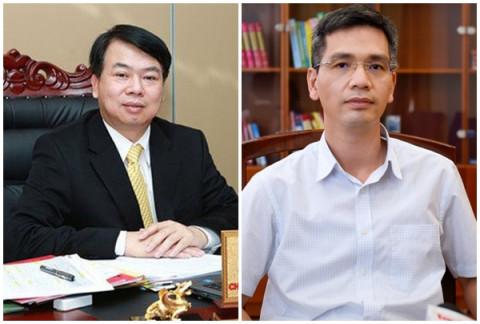 Bổ nhiệm 2 Thứ trưởng Bộ Tài chính